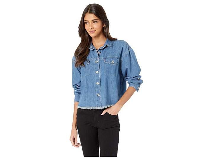 Levi's Womens Ash Shirt