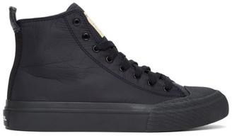 Diesel Black S-Astico MCF Sneakers