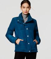 LOFT Petite Swing Puffer Coat