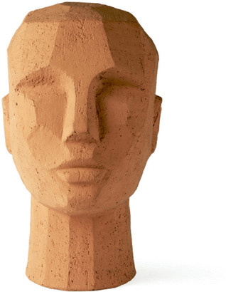HKliving - Abstract Head Terracotta