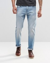Lee Arvin Slim Tapered Jeans Beach Blue