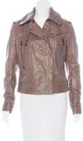 Belstaff Leather Moto Jacket