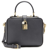 Dolce & Gabbana Rosaria Leather Shoulder Bag
