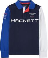 Hackett Graphic polo