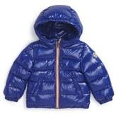 Moncler Infant Boy's 'Aubert' Hooded Jacket