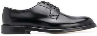 Doucal's Lace-Up Derby Shoes
