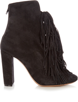 Chloé Maya suede ankle boots