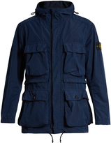 Stone Island David Tela Light-TC field jacket