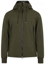 C.p. Company Army Green Shell Jacket