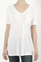T by Alexander Wang Classic Tee - White