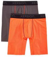 Xersion 2-pk. Ice Long Leg Boxer Briefs