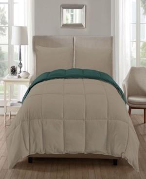 Kensie Jackson 3-Pc. Full Comforter Set Bedding