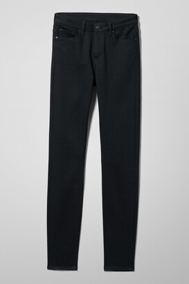 Weekday Body Skinny Jeans - Black