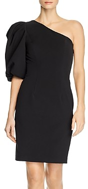 Black Halo Cooper Sheath Cocktail Dress