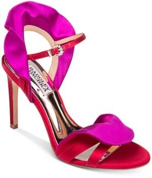 Badgley Mischka Ella Evening Shoes Women's Shoes