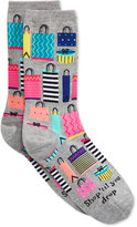 Hot Sox Women's Shop 'Til You Drop Socks