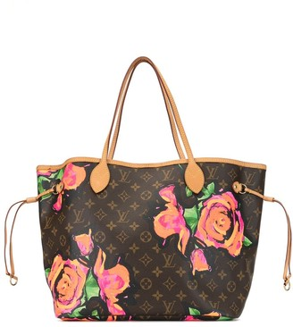 Louis Vuitton x Stephen Sprouse 2008 pre-owned MM Monogram Rose