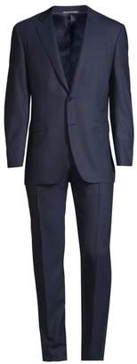 Canali Impeccabile High Performance Fabric Modern-Fit Wool Suit