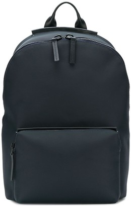 Troubadour Top Zip Rucksack