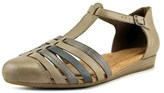 Rockport Galway Strappy N/s Open Toe Leather Gladiator Sandal.