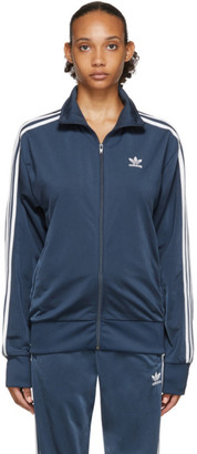 adidas Blue Firebird Track Sweater
