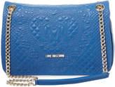 Love Moschino Women's Ricamata Leather Shoulder Bag