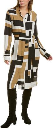 Lafayette 148 New York Mona Shirtdress