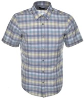 HUGO BOSS Black Luka 5 Shirt Blue