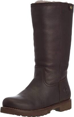 Panama Jack Bambina Igloo B1 Women's Warm Lined Slipper Boots Long Shaft Boots & Bootees Brown - Braun (Marron / Brown) 9 UK (42 EU)