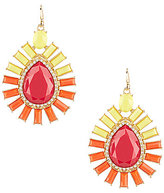 Anna & Ava Maui Statement Teardrop Earrings