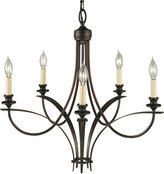 Feiss Boulevard 5-Light Chandelier