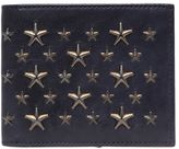 Jimmy Choo Stars Studs Leather Wallet