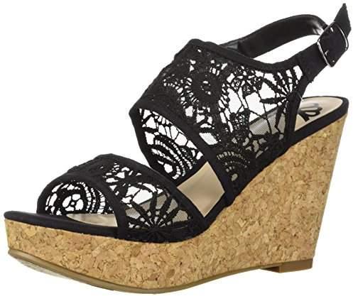 Fergalicious Women's Krazy Wedge Sandal