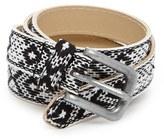 Forever 21 Tribal Pattern Belt