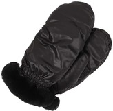 UGG Non-Quilted Fabric Mitten