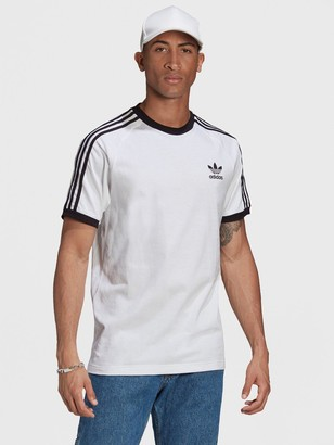 adidas 3-Stripes T-Shirt - White