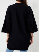 American Apparel The Oversized Circular Pullover
