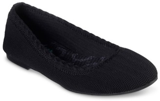 Skechers Casey Waverly Ballet Flat