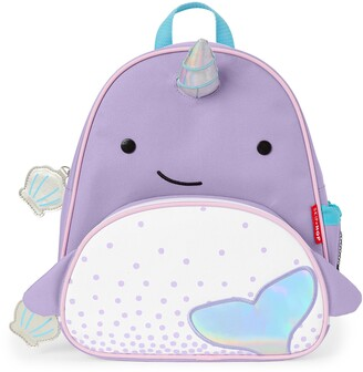 Skip Hop Zoo Narwhal Backpack