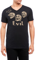 Cult of Individuality V-Neck No Evil Tee