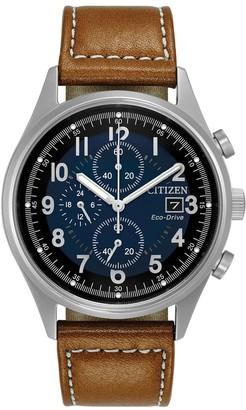 Citizen Eco-Drive Men's Chandler Strap Watch