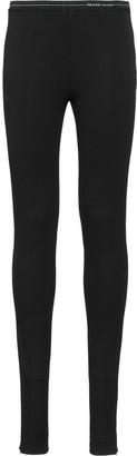 Prada Jersey knit trousers