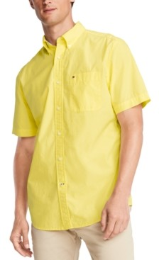 Tommy Hilfiger Men's Maxwell Classic Fit Shirt, Created for Macy's