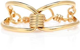 Tohum Design Dunya Jaro 22-kt gold-plated bracelet