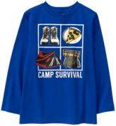 Crazy 8 Camp Survival Tee
