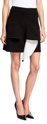 Marni Asymmetric A-Line Skirt