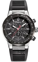 Salvatore Ferragamo Men's F55LCQ78909 S113 F-80 Titanium Watch
