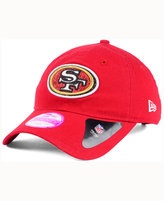 New Era Women's San Francisco 49ers Team Glisten 9TWENTY Cap