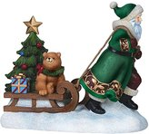 """Pipka, Christmas Gifts, """"Along For The Ride With Santa"""", Limited Edition Resin Sculpture, #7151205"""
