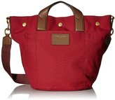 Marc Jacobs Canvas Leather Trooper Small Paratrooper Handbag